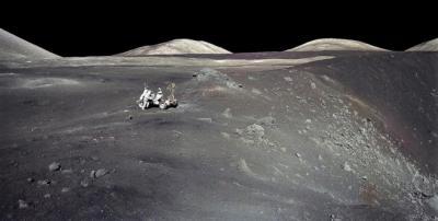 En busca de agua en la Luna y oxígeno en Marte